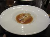 鮑の牡蠣油煮込み