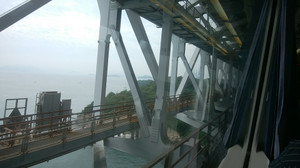瀬戸大橋から
