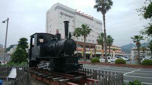 宇和島_蒸気機関車
