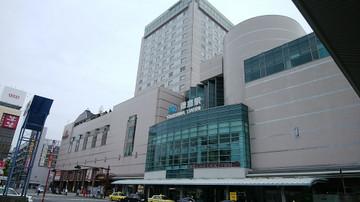 特急徳島駅